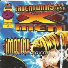 Comics : LAS NUEVAS AVENTURAS DE LOS X-MEN VOL. 2 Nº 6 - FORUM - IMPECABLE. Lote 75267683