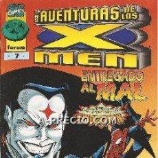 Comics : LAS NUEVAS AVENTURAS DE LOS X-MEN VOL. 2 Nº 7 - FORUM - IMPECABLE. Lote 75267699