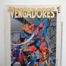 Cómics: +++ LOS VENGADORES - GRANDES HÉROES DEL CÓMIC - TOMOS Nº 1, 2, 3 - EDIT. EL MUNDO - EDICIÓN AÑO 2003. Lote 75490851