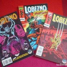Cómics: LOBEZNO VOL. 1 NºS 31, 32 Y 33 ( LARRY HAMA SILVESTRI ) ¡BUEN ESTADO! FORUM MARVEL 1991. Lote 75584203