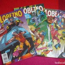 Cómics: LOBEZNO VOL. 1 NºS 37, 38 Y 39 ( LARRY HAMA SILVESTRI ) ¡BUEN ESTADO! FORUM MARVEL 1992. Lote 75584843