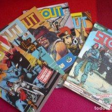 Cómics: SCOUT NºS 1 AL 6 ( TIMOTHY TRUMAN ) ¡BUEN ESTADO! FORUM ECLIPSE COMICS 1989. Lote 75673447