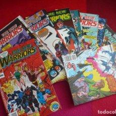 Cómics: THE NEW WARRIORS VOL. 1 NºS 1 AL 20 ( NICIEZA MARK BAGLEY ) ¡BUEN ESTADO! FORUM MARVEL 1991. Lote 75674219