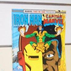 Comics: IRON MAN VOL. 1 Nº 42 - FORUM - EL HOMBRE DE HIERRO. Lote 246831160