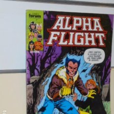 Cómics: ALPHA FLIGHT VOL. 1 Nº 10 FORUM OFERTA. Lote 75722174