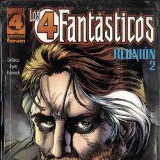 Cómics: LOS 4 FANTÁSTICOS, - REUNIÓN Nº 2 -. Lote 75735811