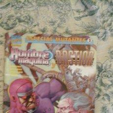 Cómics: HOMBRE MÁQUINA Y BASTIÓN - ESPECIAL MUTANTES Nº 2. Lote 75945719