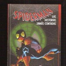 Cómics: SPIDERMAN. LAS HISTORIAS JAMAS CONTADAS. TOMO 2. COMICS FORUM.. Lote 75946487