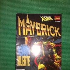 Cómics: MAVERICK: A LA SOMBRA DE LA MUERTE DE LARRY HAMA. Lote 75969275