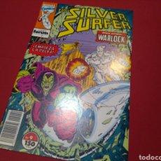 Cómics: THE SILVER SURFER 9 EXCELENTE ESTADO FORUM. Lote 76076101