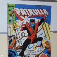 Cómics: LA PATRULLA X VOL. 1 Nº 48 - FORUM. Lote 161799577