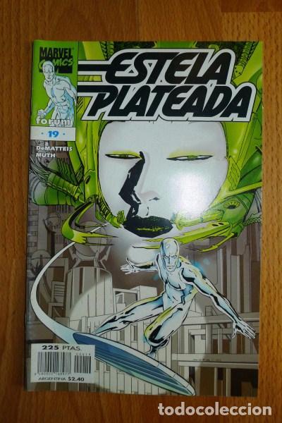 ESTELA PLATEADA. VOL. 3 ; Nº 19 / DEMATTEIS, MUTH (Tebeos y Comics - Forum - Silver Surfer)