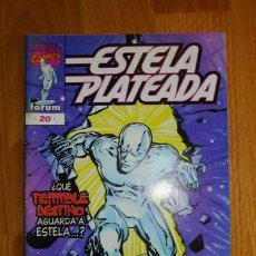 Cómics: ESTELA PLATEADA. VOL. 3 ; Nº 20 / DEMATTEIS, MUTH. Lote 76174791