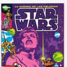 Cómics: COMIF FORUM LA GUERRA DE LAS GALAXIAS STAR WARS AÑOS 80 NUEVO Nº 15. Lote 76310631