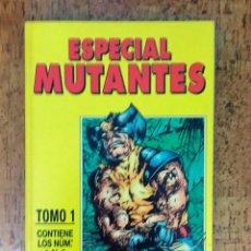 Cómics: ESPECIAL MUTANTES - TOMO 1. Lote 76395795