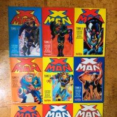Cómics: X-MAN VOL. 2 (RETAPADO RÚSTICA) [COMPLETA]. Lote 76396491