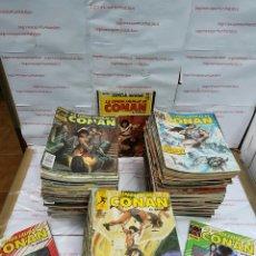 Cómics: LOTE CASI COMPLETO - CONAN LA ESPADA SALVAJE - SERIE ORO. Lote 76603121