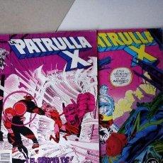 Cómics: LOTE 4 COMICS PATRULLA X 92 - 93 - 94 -95 FORUM. Lote 76697651