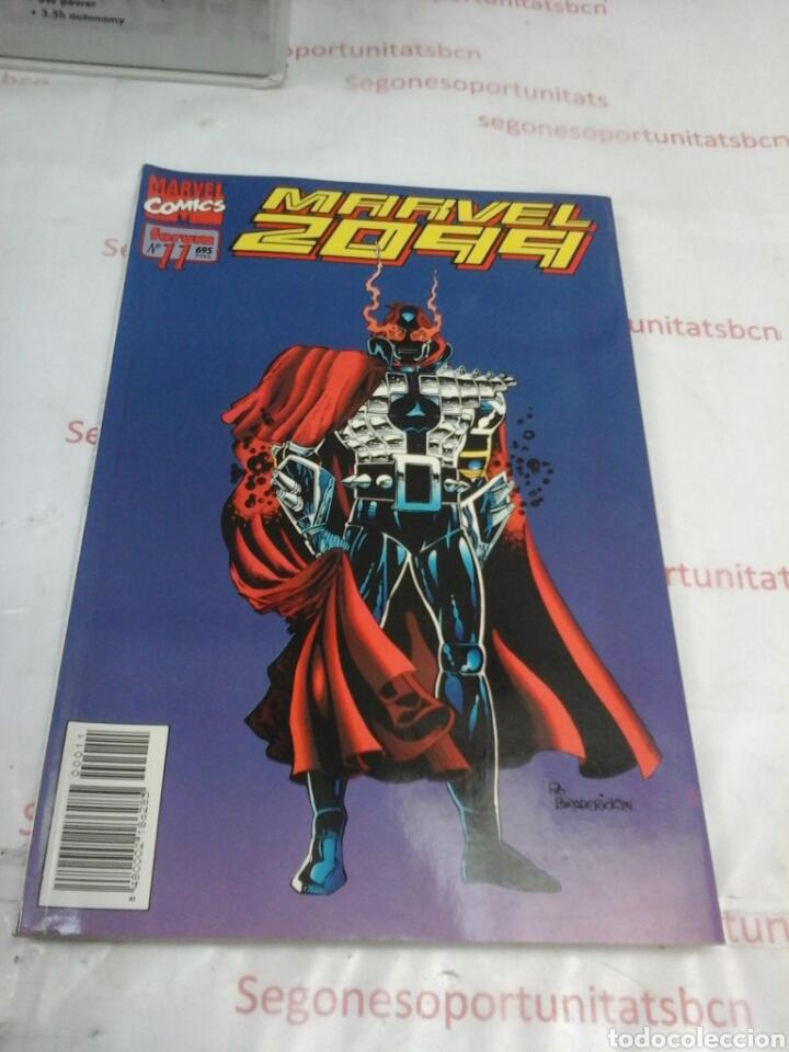MARVEL 2099 - MARVEL COMICS - N°11 - FORUM (Tebeos y Comics - Forum - Otros Forum)