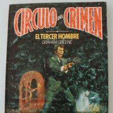 Cómics: NOVELA COLECCIONABLE CÍRCULO DEL CRIMEN Nº 2 EL TERCER HOMBRE GRAHAM GREENE EDICIONES FORUM 1950 . Lote 76861271