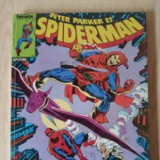 Cómics: PETER PARKER ES...SPIDERMAN - RETAPADO - 5 NUMEROS - 56,57,58,59 Y 60 - MARVEL COMICS FORUM 1985. Lote 76946897