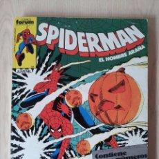 Cómics: SPIDERMAN EL HOMBRE ARAÑA - RETAPADO - 5 NUMEROS - 61,62,63,64 Y 65 - MARVEL COMICS FORUM 1985. Lote 76947981