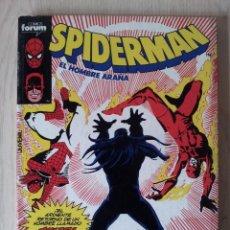 Cómics: SPIDERMAN EL HOMBRE ARAÑA - RETAPADO - 5 NUMEROS - 81,82,83,84 Y 85 - MARVEL COMICS FORUM 1986. Lote 76949761