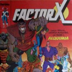 Cómics: FACTOR X Nº 35 COMICS FORUM. Lote 76961505