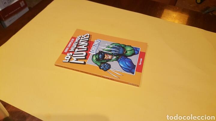 NUEVOS MUTANTES LOBEZNO EXCELENTE ESTADO OBRA COMPLETA RETAPADO FORUM (Tebeos y Comics - Forum - Retapados)