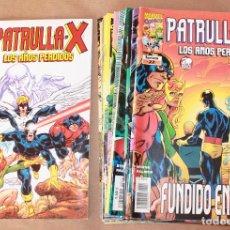 Cómics: PATRULLA X - LOS AÑOS PERDIDOS NºS 1 AL 22 COMPLETA – PLANETA / FÓRUM, AÑO 2000 - MUY BUEN ESTADO. Lote 77137481