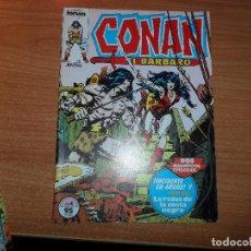 Cómics: CONAN EL BARBARO Nº 4 EDICIONES FORUM . Lote 77167481