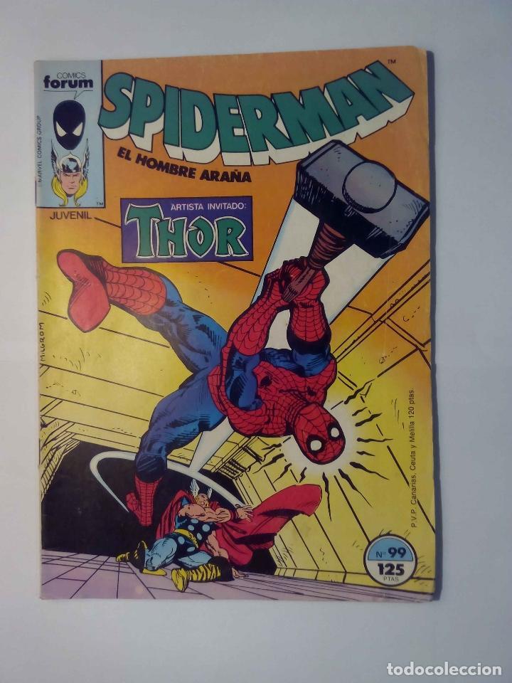 SPIDERMAN 99 - FORUM (Tebeos y Comics - Forum - Spiderman)