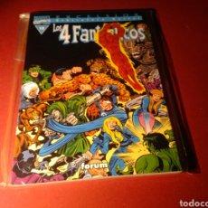 Cómics: LOS FANTASTICOS 13 BIBLIOTECA MARVEL EXCELENTE ESTADO FORUM. Lote 77297707