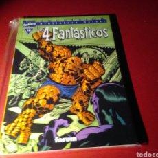 Cómics: LOS FANTASTICOS 10 BIBLIOTECA MARVEL EXCELENTE ESTADO FORUM. Lote 77298025