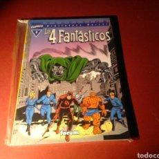 Cómics: LOS FANTASTICOS 3 BIBLIOTECA MARVEL EXCELENTE ESTADO FORUM. Lote 77298150