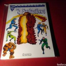 Cómics: LOS FANTASTICOS 8 BIBLIOTECA MARVEL EXCELENTE ESTADO FORUM. Lote 77298457