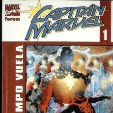 Cómics: CAPITAN MARVEL , NºS 1-2-3-4. Lote 77351085