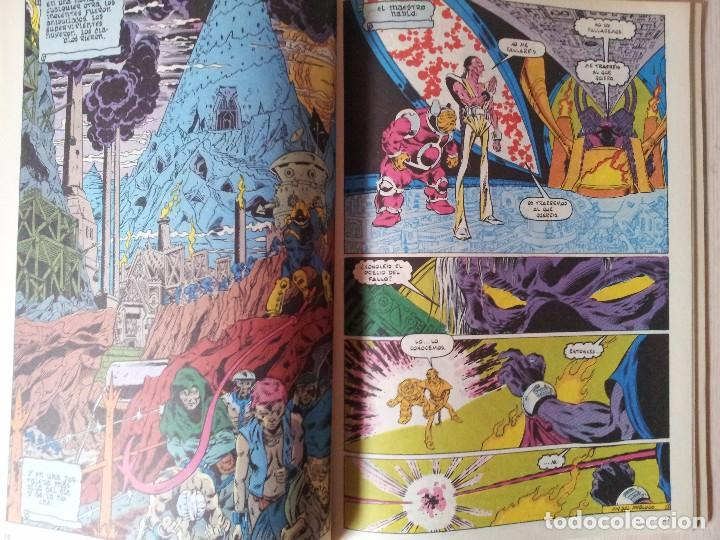 Cómics: PATRULLA X - RETAPADO - 5 NUMEROS - 37,38,39,40 Y 41 - MARVEL COMICS FORUM 1985 - Foto 7 - 77410225