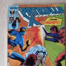Cómics: PATRULLA X - RETAPADO - 5 NUMEROS - 6,7,8,9 Y 10 - MARVEL COMICS FORUM 1985. Lote 77410461