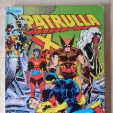 Cómics: PATRULLA X - RETAPADO - 5 NUMEROS - 11,12,13,14 Y 15 - MARVEL COMICS FORUM 1985. Lote 77410637