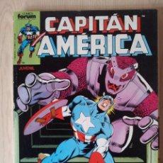 Cómics: CAPITAN AMERICA - RETAPADO - 5 NUMEROS - 26,27,28,29 Y 30 - MARVEL COMICS FORUM 1985. Lote 77410925