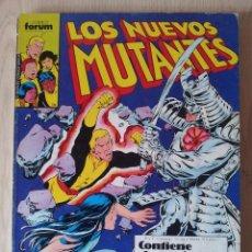 Cómics: LOS NUEVOS MUTANTES - RETAPADO - 5 NUMEROS - 1,2,3,4 Y 5 - MARVEL COMICS FORUM 1986. Lote 77411361