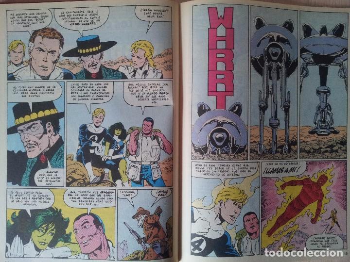 Cómics: LOS 4 FANTASTICOS - RETAPADO - 5 NUMEROS - 46,47,48,49 Y 50 - MARVEL COMICS FORUM 1983 - Foto 9 - 77411773