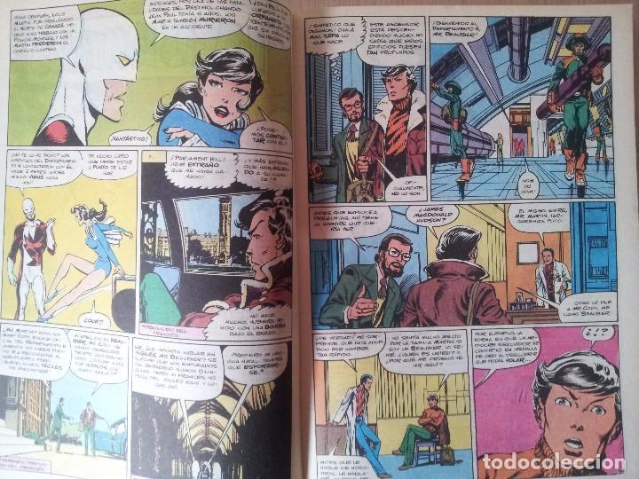 Cómics: ALPHA FLIGHT - RETAPADO - 5 NUMEROS - 11,12,13,14 Y 15 - MARVEL COMICS FORUM 1985 - Foto 3 - 77412341