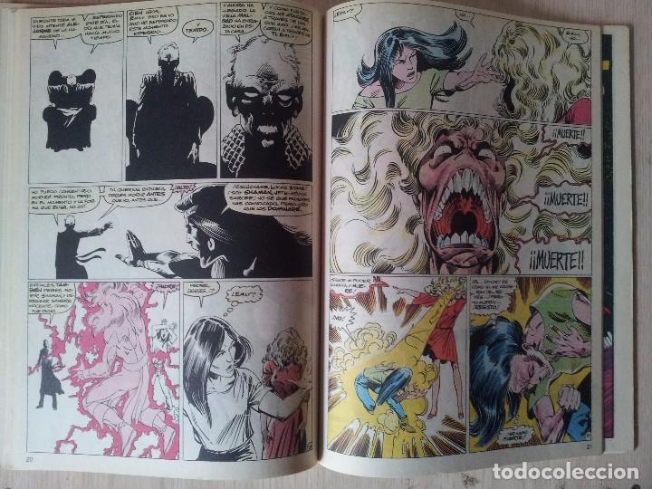 Cómics: ALPHA FLIGHT - RETAPADO - 5 NUMEROS - 11,12,13,14 Y 15 - MARVEL COMICS FORUM 1985 - Foto 9 - 77412341