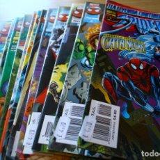 Cómics: SPIDERMAN UNLIMITED - COMPLETA 12 NÚMEROS - FORUM. Lote 77419629