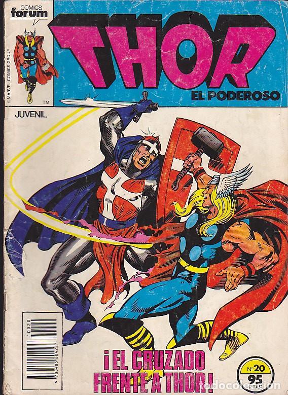 COMIC COLECCION THOR Nº 20 (Tebeos y Comics - Forum - Thor)
