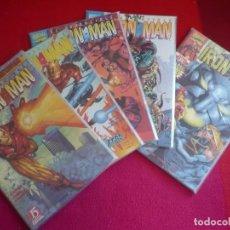 Cómics: IRON MAN HEROES RETURN VOL. 3 1 AL 25 ( BUSIEK SEAN CHEN ) ¡COMPLETA! ¡MUY BUEN ESTADO! FORUM MARVEL. Lote 78126357