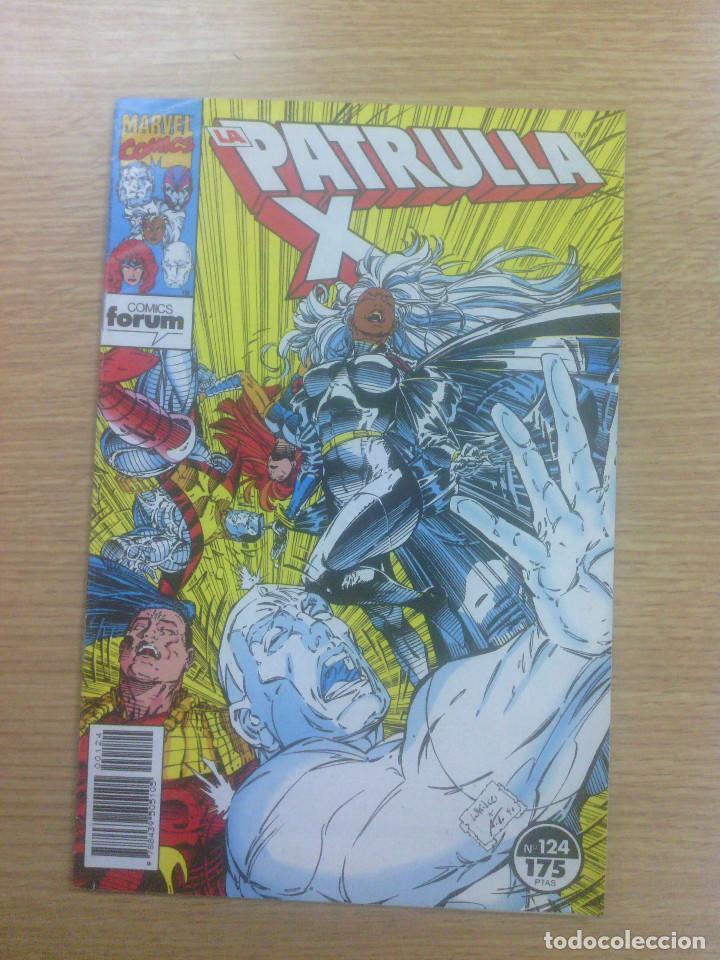 PATRULLA X VOL 1 #124 (Tebeos y Comics - Forum - Patrulla X)