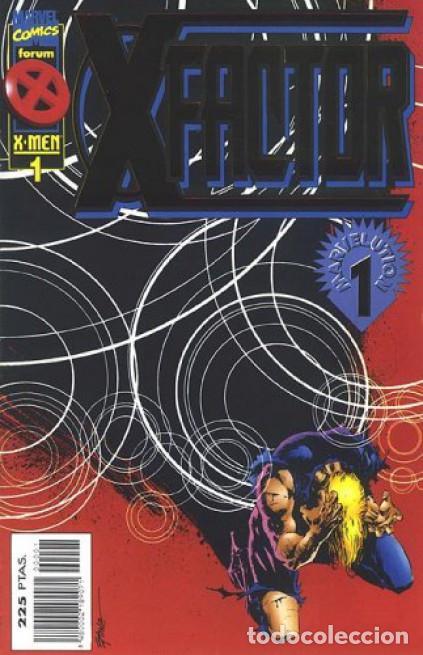 X FACTOR VOL 2 LOTE 29 Nº 1 AL 29 (Tebeos y Comics - Forum - Factor X)